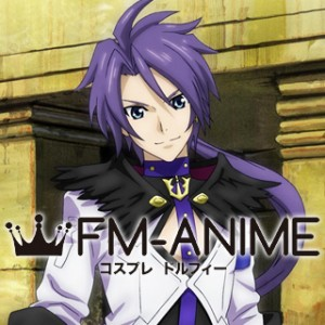 Tales of Symphonia: Dawn of the New World Decus Cosplay Wig