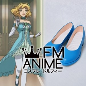 Tales of the Abyss (series) Natalia Beloved Princess Cosplay Shoes