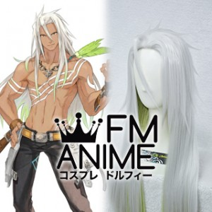 Tales of Zestiria (series) Zaveid Cosplay Wig