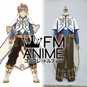 Tales of Zestiria (series) Sorey Cosplay Costume