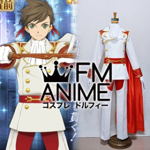 Tales of Asteria / Tales of Zestiria Sorey Formal Wear Cosplay Costume