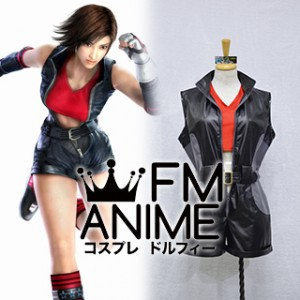 Tekken 5: Dark Resurrection Asuka Kazama Cosplay Costume