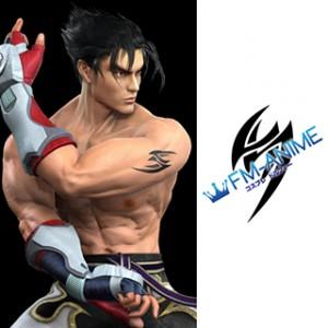 Tekken Jin Kazama Cosplay Tattoo Stickers