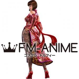 Tekken Tag Tournament 2 Anna Williams Cosplay Costume