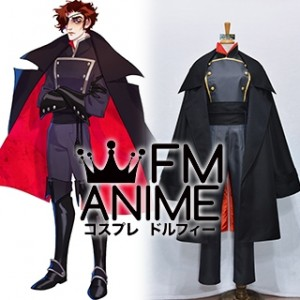 The Arcana (game) Julian Military Uniform Cosplay Costume