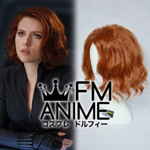 The Avengers (2012 film) Natasha Romanoff / Black Widow Cosplay Wig