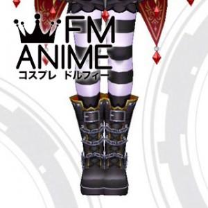 The iDOLM@STER Cinderella Girls Shivering Nights Koume Shirasaka Cosplay Shoes Boots