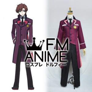 The Irregular at Magic High School Third High School Male Uniform Ichijou Masaki Cosplay Costume