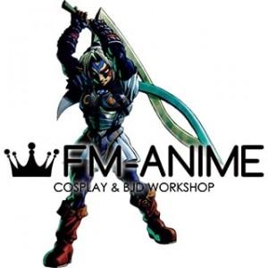 The Legend of Zelda Fierce Deity Link Cosplay Costume Armor Prop