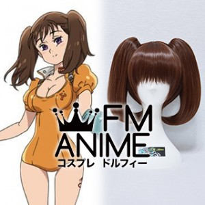 The Seven Deadly Sins Diane Cosplay Wig