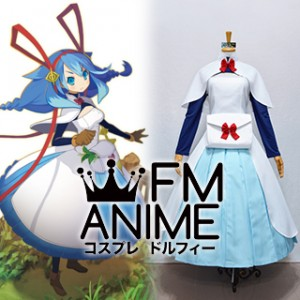 The Witch and the Hundred Knight 2 Amalie Cosplay Costume