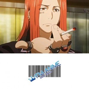 A Certain Magical Index Stiyl Magnus Cosplay Tattoo Stickers