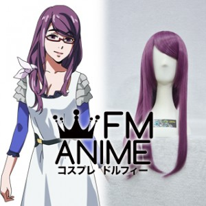 Tokyo Ghoul Rize Kamishiro Cosplay Wig