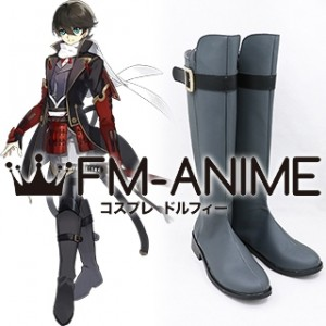Touken Ranbu Horikawa Kunihiro Kiwame Cosplay Shoes Boots
