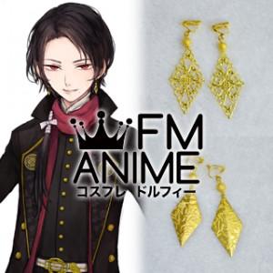 Touken Ranbu Kashuu Kiyomitsu Earrings Cosplay Accessories