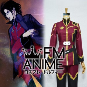Toward the Terra Keith Anyan Military Uniform Cosplay Costume
