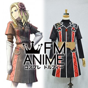 Valkyria Chronicles 3 Margit Ravelli Cosplay Costume