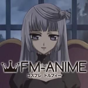 Vampire Knight Maria Kurenai Cosplay Wig