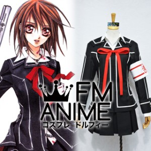 Vampire Knight Yuuki Cross Day Class Uniform Cosplay Costume