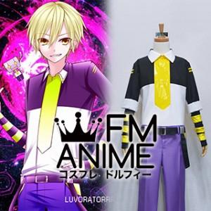 Vocaloid Kagamine Len Luvoratorrrrry! Cosplay Costume
