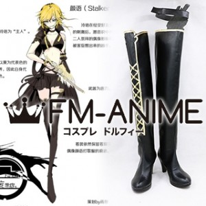Vocaloid Paranoia Stalker ver. Cosplay Shoes Boots