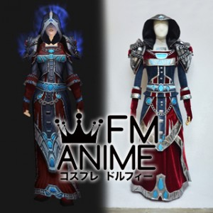 World of Warcraft Absolution Regalia (Recolor) Cosplay Costume