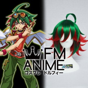 Yu-Gi-Oh! Arc-V Yuya Sakaki Cosplay Wig