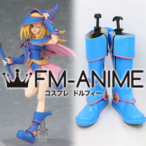 Yu-Gi-Oh! Dark Magician Girl Cosplay Shoes Boots