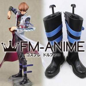 Yu-Gi-Oh! Seto Kaiba Cosplay Shoes Boots
