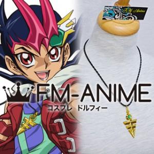 Yu-Gi-Oh! Zexal Yuma Tsukumo Metal Necklace Cosplay Accessories Prop