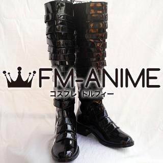 Hitman Reborn! Daemon Spade Cosplay Shoes Boots