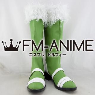 Chain Chronicle リンセ Cosplay Shoes Boots