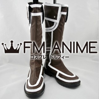 Final Fantasy Type-0 Cid Aulstyne Cosplay Shoes Boots