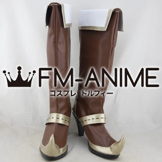 Ragnarok Online Whitesmith (Female) Cosplay Shoes Boots