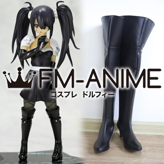 K-On! Azusa Nakano Cosplay Shoes Boots (Rock & Soul Version)