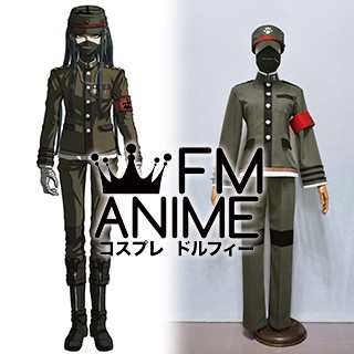 Danganronpa V3: Killing Harmony Korekiyo Shinguji Uniform Cosplay Costume