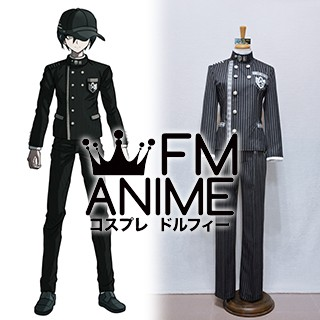 Danganronpa V3: Killing Harmony Shuichi Saihara Uniform Cosplay Costume with Hat