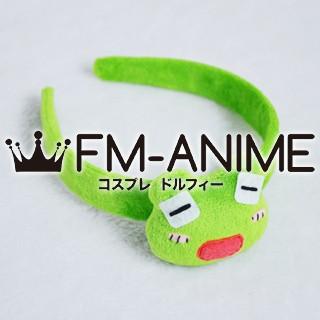 Frog Headband Headdress Lolita Cute Plush Doll Cosplay