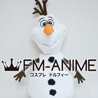 Frozen (Disney 2013 film) Olaf Snowman Plush Doll Cosplay