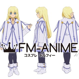 Tales of Symphonia Colette Brunel Cosplay Costume