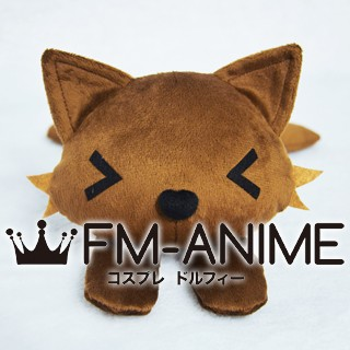 Vocaloid Hatsune Miku Project Diva Mikuzukin (Red Riding Hood) Fox Plush Doll Cosplay