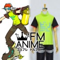 Jet Set Radio Future (JSRF) Beat Cosplay Costume