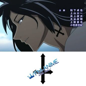 Code:Breaker Ex-01 Hitomi Cosplay Tattoo Stickers