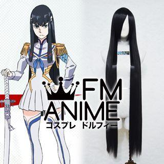Kill la Kill Satsuki Kiryuin Cosplay Wig