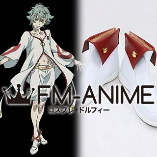 Deadman Wonderland Toto Sakigami Cosplay Shoes Boots