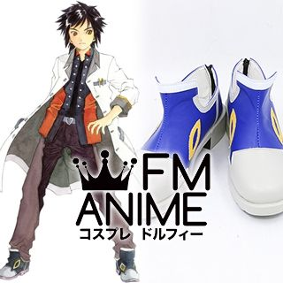 Tales of Xillia 2 (series) Jude Mathis Cosplay Shoes