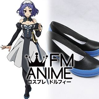 Seraph of the End Chess Belle Cosplay Shoes