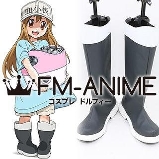 Cells at Work! Platelet Cosplay Shoes Boots