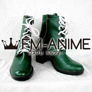 Sailor Moon Makoto Kino (Sailor Jupiter) Cosplay Shoes Boots