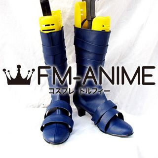 Sailor Moon Haruka Tenoh (Sailor Uranus) Cosplay Shoes Boots